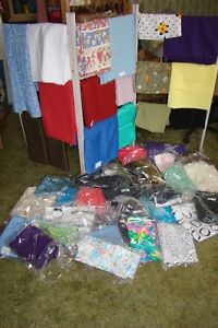 Large Assortment of Sewing Material