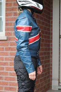 Bristol Leather Motorcycle jacket Oakville / Halton Region Toronto (GTA) image 2