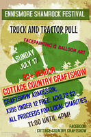 Ennismore Shamrock Festival: Cottage Country Craft Show