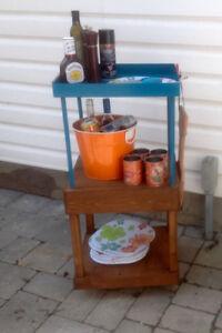 BBQ cart/Bar cart