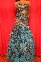 MERMAID STYLE PROM DRESS
