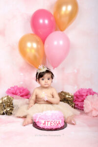 A wonderful gift for your baby-Baby First Year Photo Package