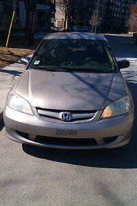 2004 Honda Civic DX-G Sedan