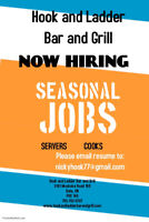 Fun and Friendly Bar and grill help wanted!
