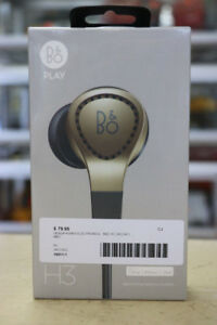 **EARPHONES** B&O H3 Earphones (#16911)