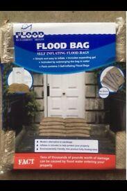 Sandless sand bags flood bags x 30 Flood defence / prevention