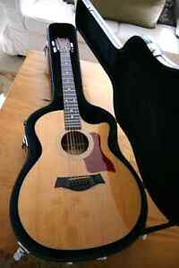 2011 Taylor 354ce Grand Auditorium 12 Strings Acoustic/Electric