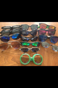 Sunglasses-14 Pair.All For $5.00