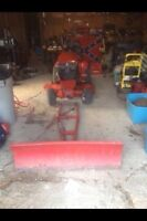 Toro wheel horse package need gone make offer