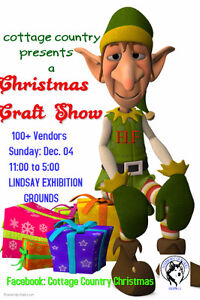 Cottage Country Lindsay Christmas Craft Show Peterborough Peterborough Area image 1