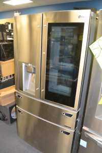 LG 28cu ft Stainless  French Door Refrigerator