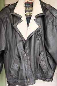 Jacket Luxurious lamb's Size 40 (Medium) North Shore Greater Vancouver Area image 1