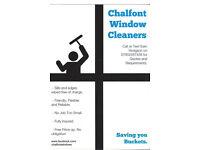 Job Vacancy: Window Cleaner - No Exp needed