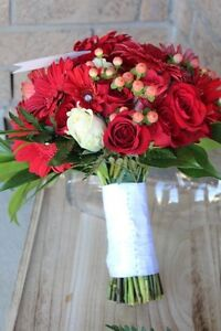 Wedding Bridal Flowers SAVE $50 off Kitchener / Waterloo Kitchener Area image 1