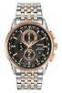 Citizen Men's AT8116-57E World Chronograph A-T Analog Display Ja
