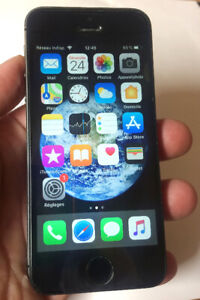 Iphone 5S - 16 Gigs