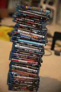 Awsome BLU-Ray Collection $300