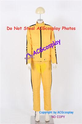 Kill Bill Beatrix Kiddo Cosplay Costume