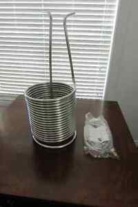 Stainless Steel Immersion Wort Chiller for Home Beer Brewing St. John's Newfoundland image 1
