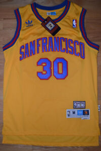 *NEW. w tags Stephen CURRY All Embroidered Jersey