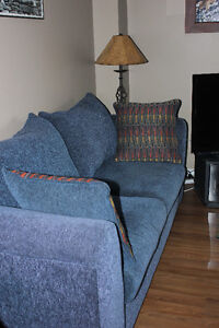 Matching couch and loveseat Kitchener / Waterloo Kitchener Area image 2