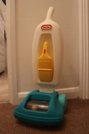 Little tykes child's vacuum cleaner - hoover