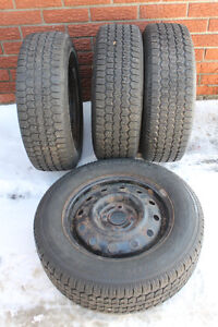 Uniroyal Tiger Paw Snow Tires