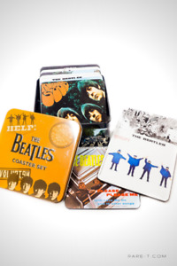 'THE BEATLES' Coasters - Set of 10