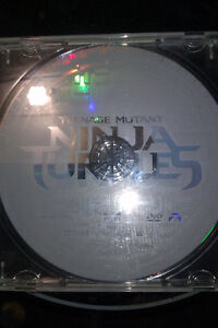 Teenage Mutant Ninja Turtles DVD