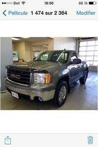 GMC SIERRA SLE, 4x4, 5.3L shorty 2008
