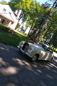 1956 Rolls Royce for Hire