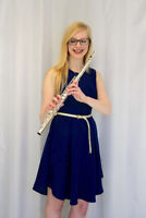 Music Lessons: Flute, Theory, Ear Training