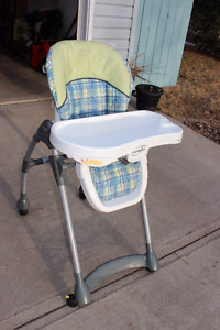 EVENFLOW  HIGH CHAIR