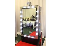 ***Magic Mirror /Photobooth/ Selfie mirror/Photo booth hire from £349 London, Essex, Kent, Herts***