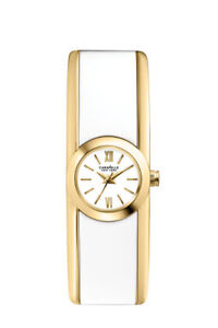 Caravelle New York 44L144 Watch by Bulova - white - NEW IN BOX