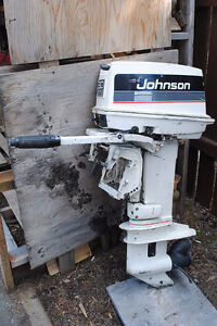 Johnson 30 hp Outboard For Sale