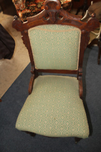 Antique Chairs - 2 for 1 - $99 OBO - Priced to sell!