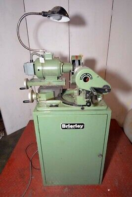 Brierley Drill Grinder Model Zb25 Inv. 39324