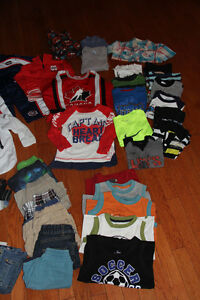 Boy's 24 months/2T clothing lot
