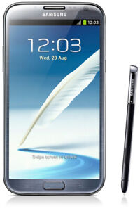 Samsung Galaxy Note 2 II  Unlocked Canadian Cell Phone Providers