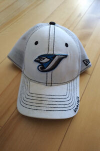 New-Era Official Blue Jays Baseball Training Hat - White (SM-ME)