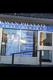 Kwan Phayao Thai Therapy