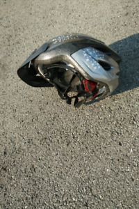 Bell Bicycle helmet with reflectors