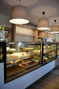 Full line of display cases, pastry bakery gelato deli meat fish Moose Jaw Regina Area image 4