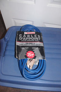 Mastercraft Booster Cables 16'