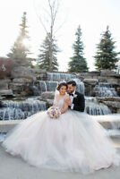 8 Hours Wedding Photography & Video Only $1799