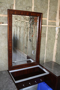 REDUCED-Cristina Ferrare Vintage Vanity Table by Magnussen!