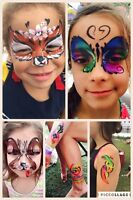 Face painting!/Maquillage Artistique