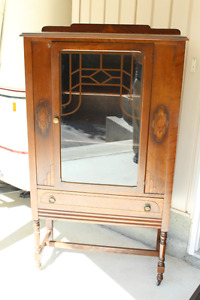 6 place 1950 dining Rm suite C/W china cabinet