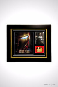 RARE-T Exclusive Limited Edition 'IRON MAN - SCRIPT' Frame